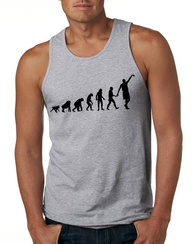 Human revolution MEN'S COTTON TANK