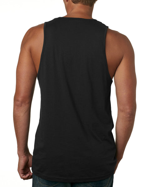 Getting Around in NYC MEN'S COTTON TANK