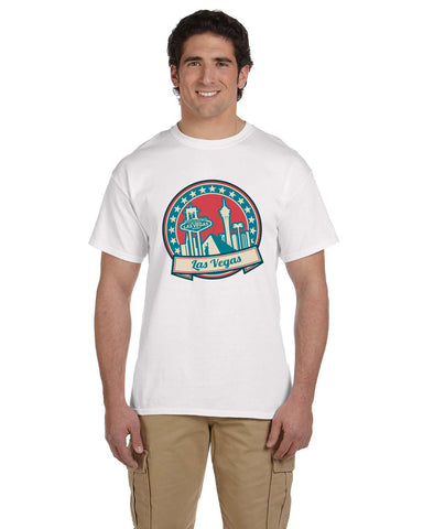 60's Las Vegas MEN'S T-SHIRT