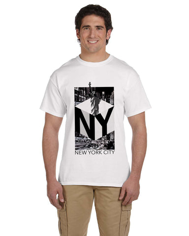 New York NOW MEN'S T-SHIRT