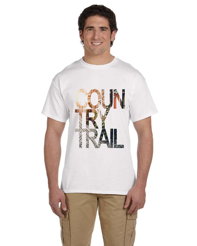 Country Trail MEN'S T-SHIRT
