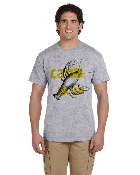 Lobster in Cancun MEN'S T-SHIRT