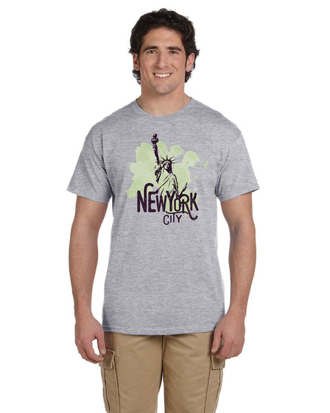Paint your NYC MEN'S T-SHIRT