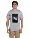 Magnificent Lion MEN'S T-SHIRT