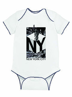 New York NOW BABYS' BODYSUIT