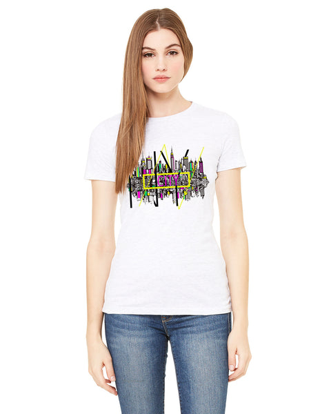 Complicated Time LADIES' T-SHIRT