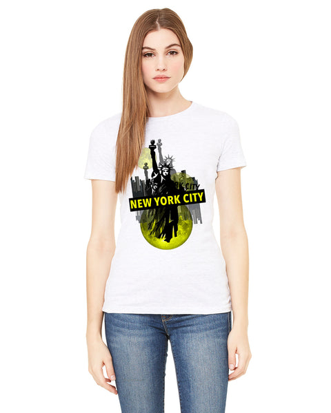 Viva NY LADIES' T-SHIRT