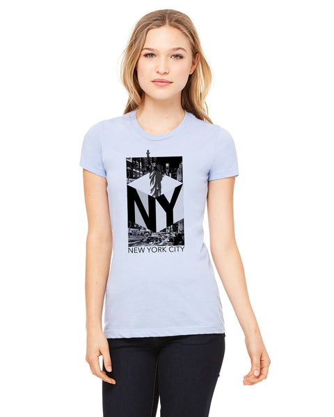 New York NOW LADIES' T-SHIRT