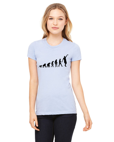 Human revolution LADIES' T-SHIRT