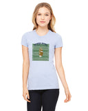 Super Bowl GO LADIES' T-SHIRT
