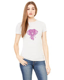 Colorful Elephant LADIES' T-SHIRT