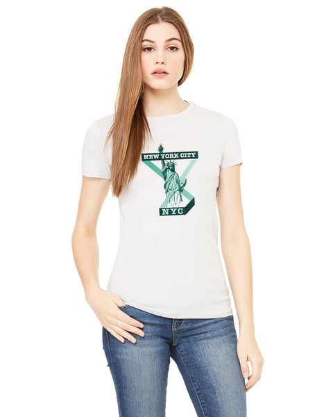 Town of Liberty LADIES' T-SHIRT