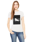 Magnificent Lion LADIES' T-SHIRT
