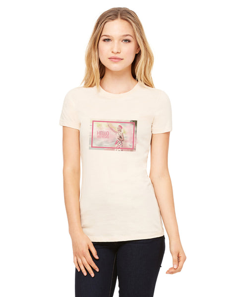 Hello LV LADIES' T-SHIRT