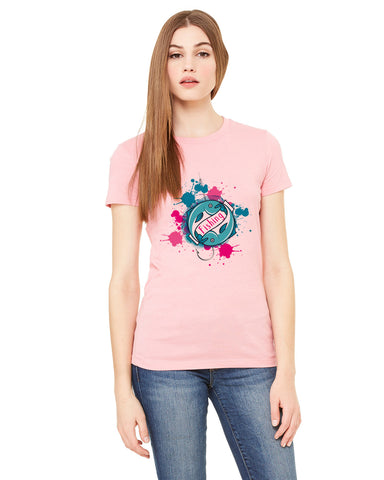 Fishing LADIES' T-SHIRT