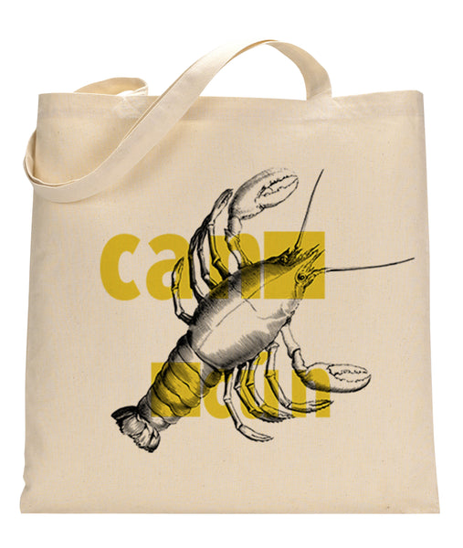 Lobster in Cancun TOTE BAG