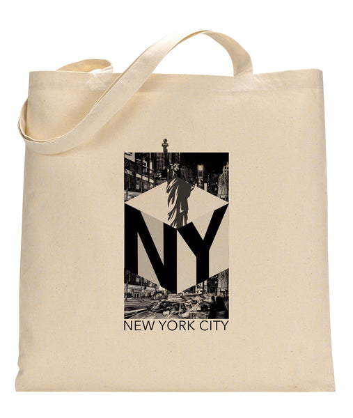 New York NOW TOTE BAG