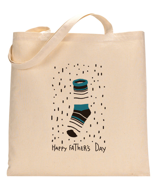Socks Dad TOTE BAG
