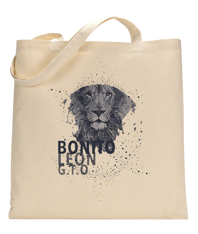 Beautiful leo TOTE BAG