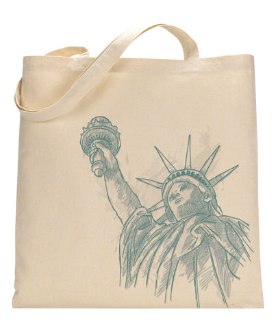 New York to be free TOTE BAG