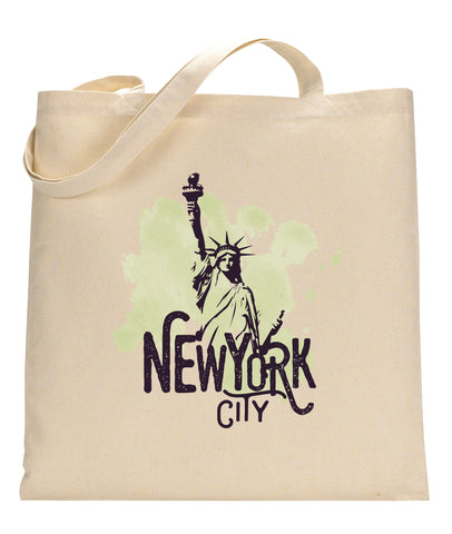 Paint your NYC TOTE BAG