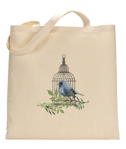 Bird Cage TOTE BAG
