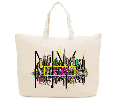 Complicated Time CANVAS TOTE