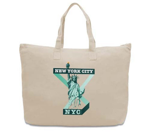 Town of Liberty CANVAS TOTE