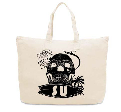 FreeSu CANVAS TOTE