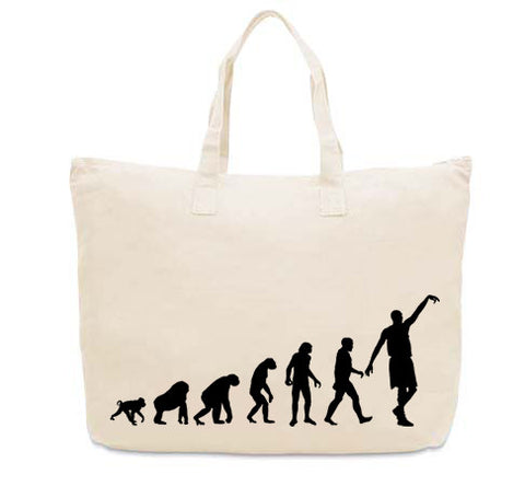 Human revolution CANVAS TOTE