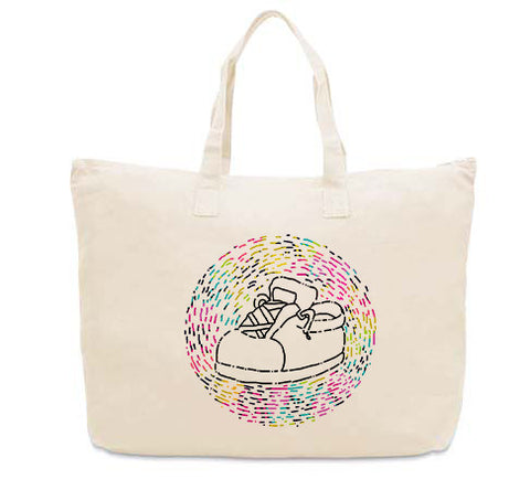 Chiqui Shoes CANVAS TOTE