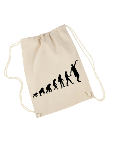 Human revolution DRAWSTRING BACKPACK