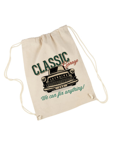 Classic 365 DRAWSTRING BACKPACK
