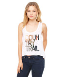 Country Trail LADIES' BOXY TANK