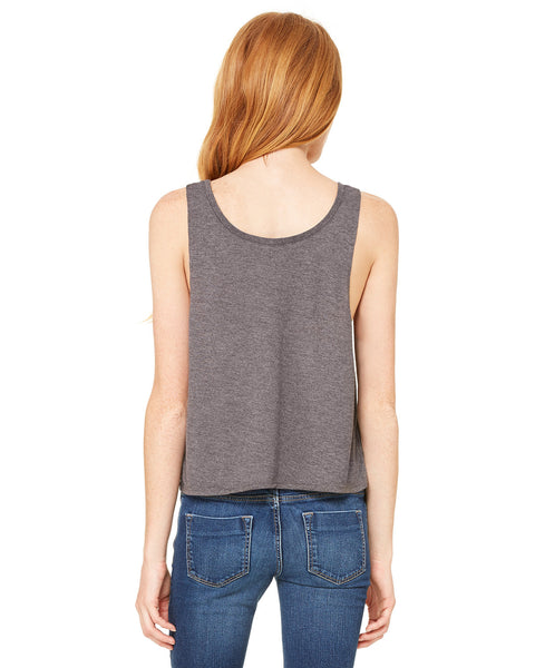 Hidden Rabbit LADIES' BOXY TANK