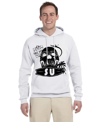 FreeSu MEN'S PULLOVER HOOD
