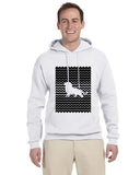 Magnificent Lion MEN'S PULLOVER HOOD