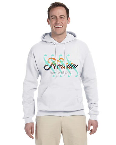 Florida Sweet Home MEN'S PULLOVER HOOD