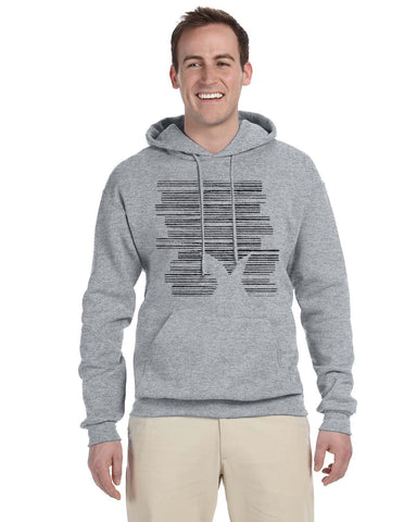 Hidden Rabbit MEN'S PULLOVER HOOD