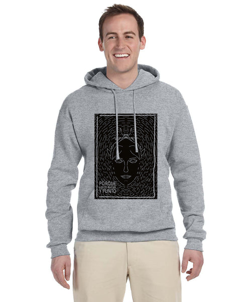 Because why MEN'S PULLOVER HOOD