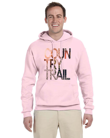 Country Trail MEN'S PULLOVER HOOD