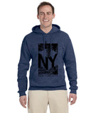 New York NOW MEN'S PULLOVER HOOD