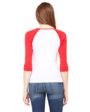 Beautiful leo LADIES' 3/4 SLEEVED RAGLAN