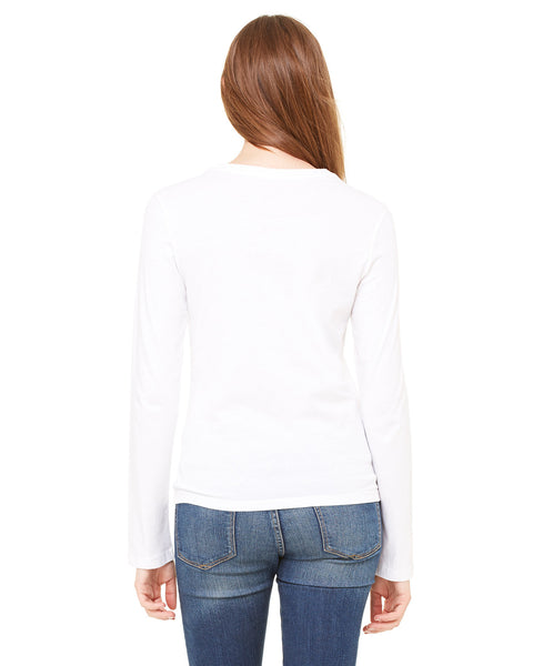 Because why LADIES' LONG-SLEEVED