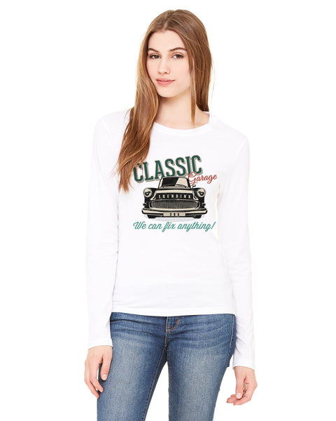 Classic 365 LADIES' LONG-SLEEVED