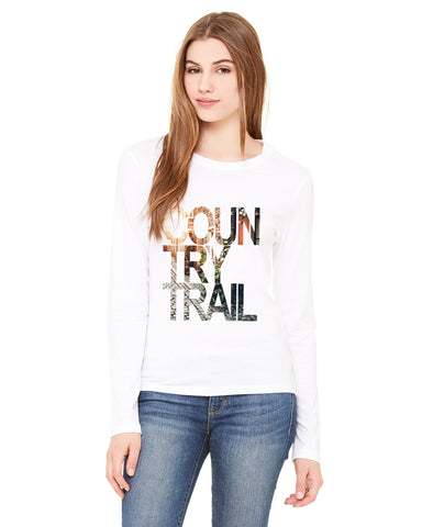 Country Trail LADIES' LONG-SLEEVED