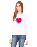 Atom Heart Mother LADIES' LONG-SLEEVED
