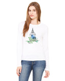 Bird Cage LADIES' LONG-SLEEVED