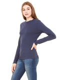 Chicago Skyline LADIES' LONG-SLEEVED
