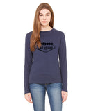 Las Vegas Symbol LADIES' LONG-SLEEVED